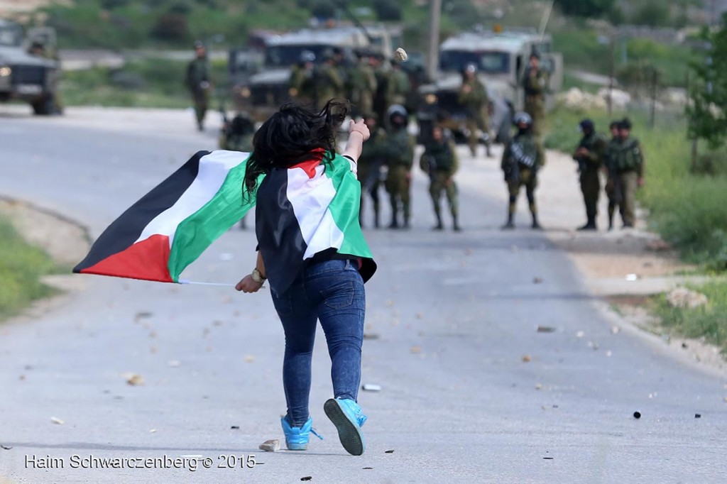 Land Day march in Nabi Saleh 28/03/2015 | IMG_8289
