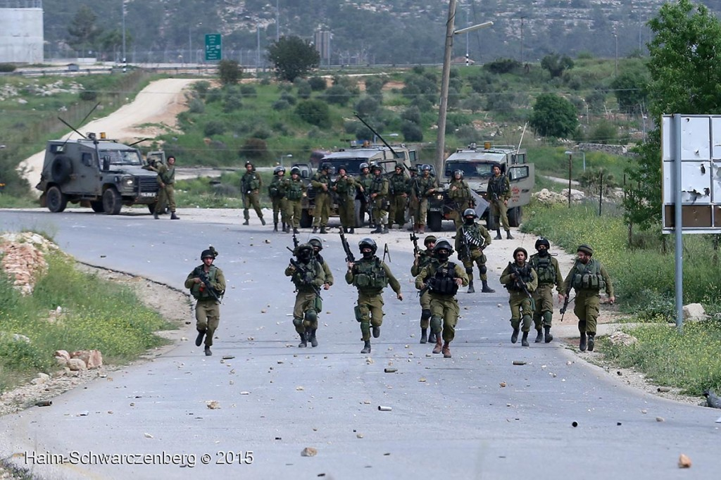 Land Day march in Nabi Saleh 28/03/2015 | IMG_8295