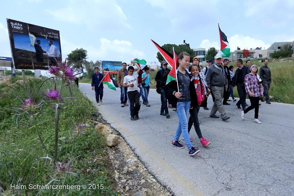 Nabi Saleh 17/04/2015 | IMG_0513