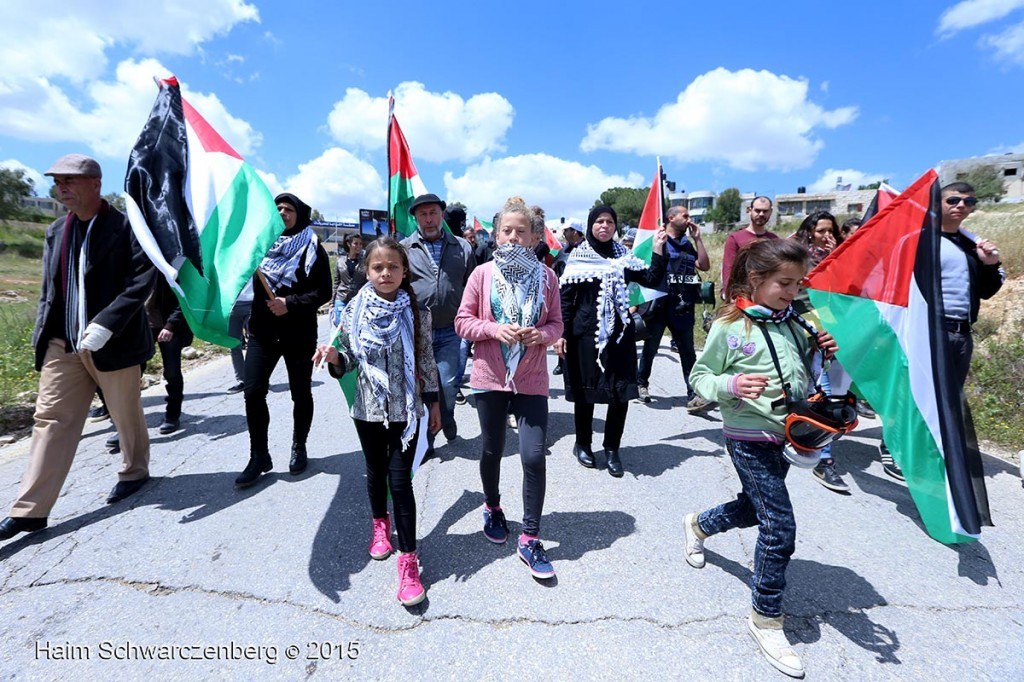 Nabi Saleh 25/04/2015 | IMG_1207