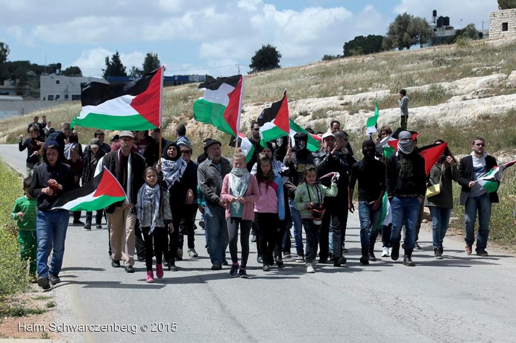 Nabi Saleh 25/04/2015 | IMG_4165