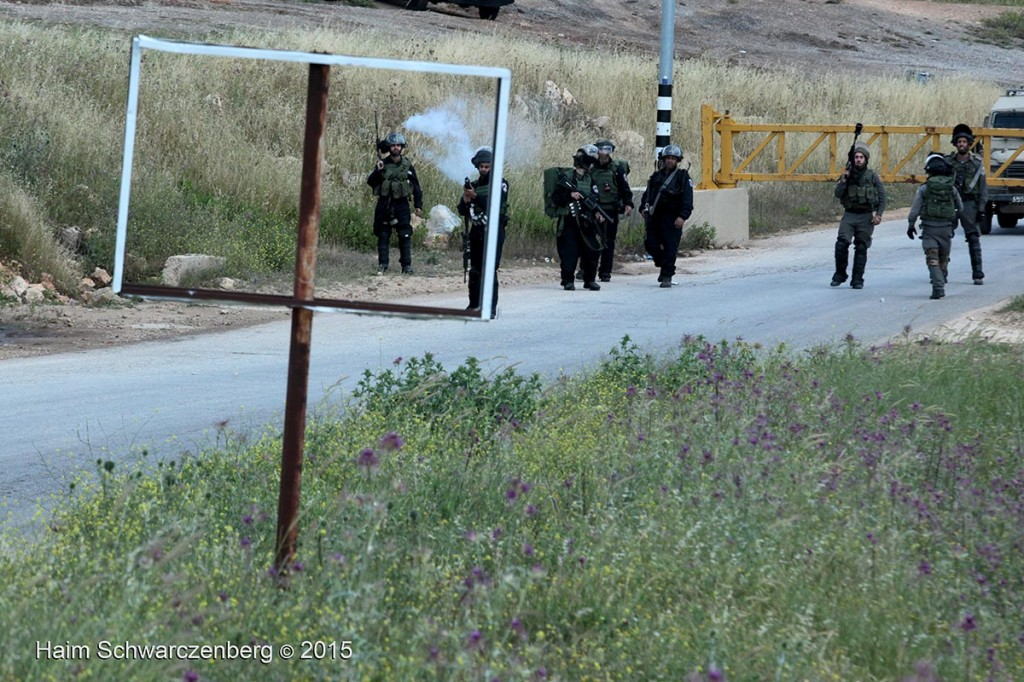 Nabi Saleh 25/04/2015 | IMG_4289
