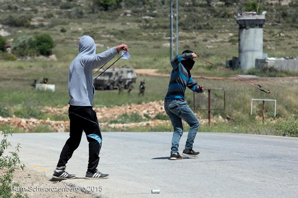 Nabi Saleh 25/04/2015 | IMG_4411