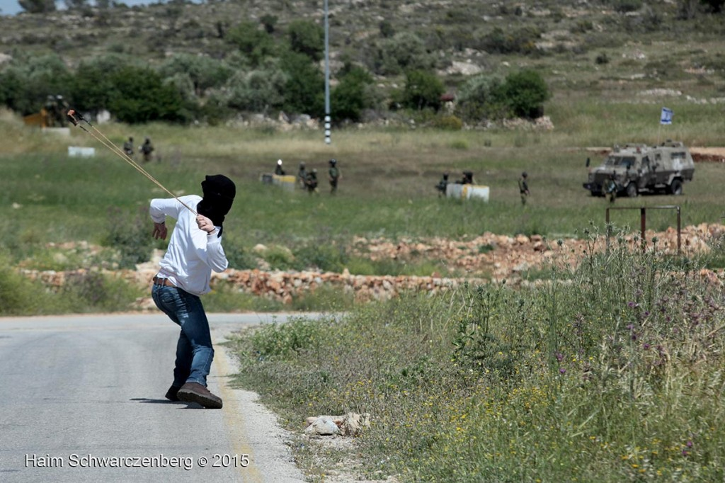 Nabi Saleh 25/04/2015 | IMG_4445