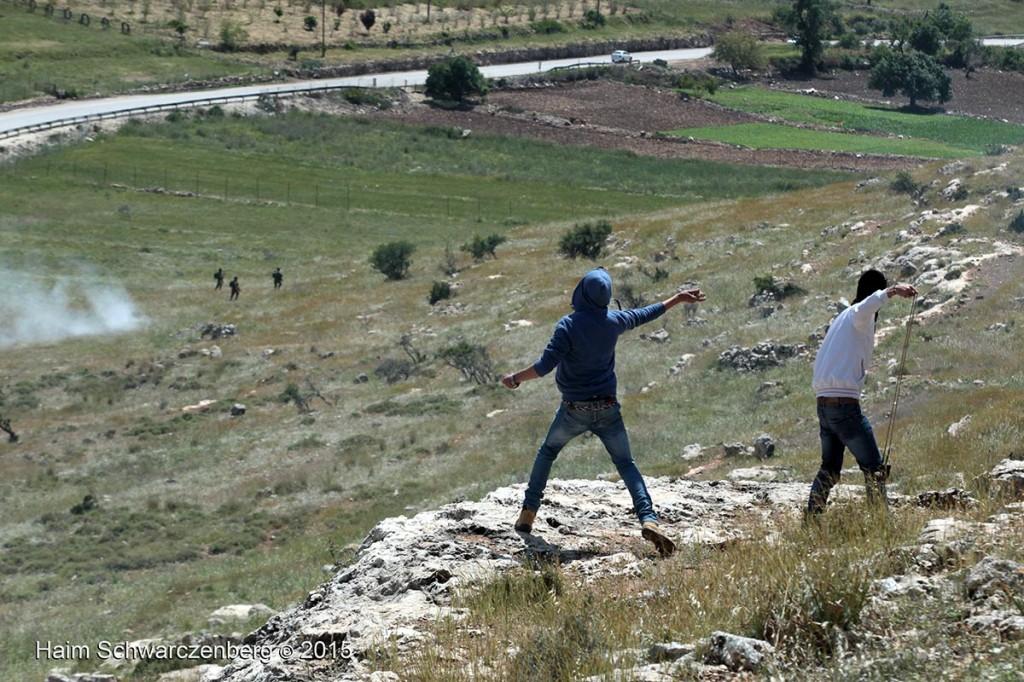 Nabi Saleh 25/04/2015 | IMG_4459