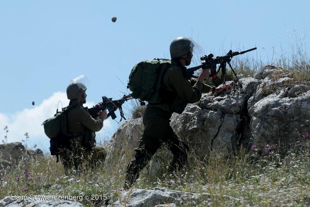 Nabi Saleh 25/04/2015 | IMG_4786