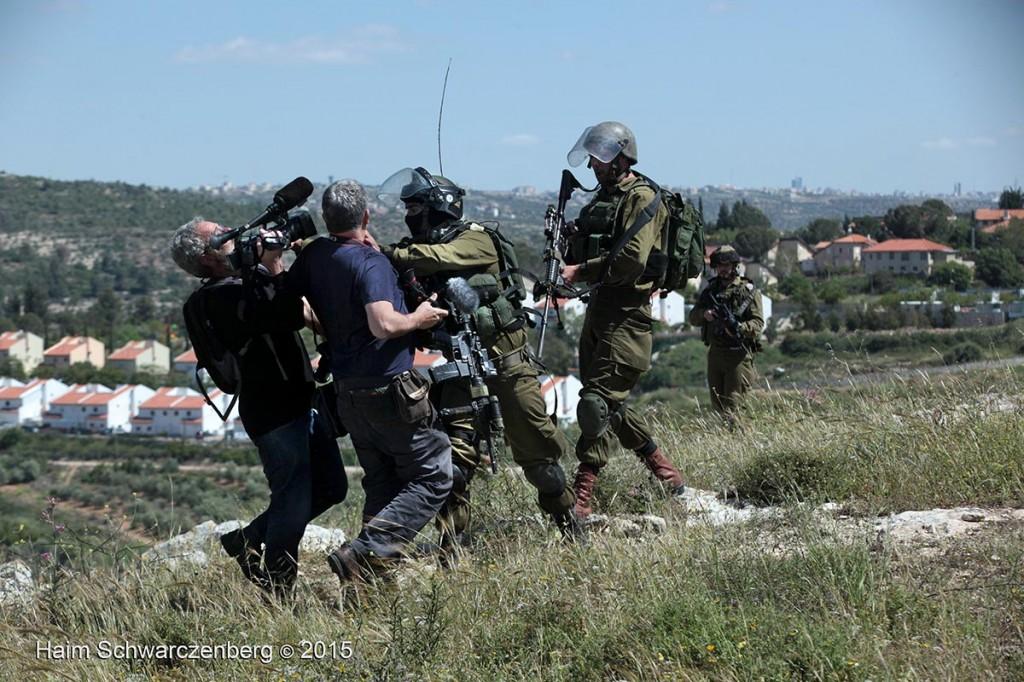 Nabi Saleh 25/04/2015 | IMG_4859