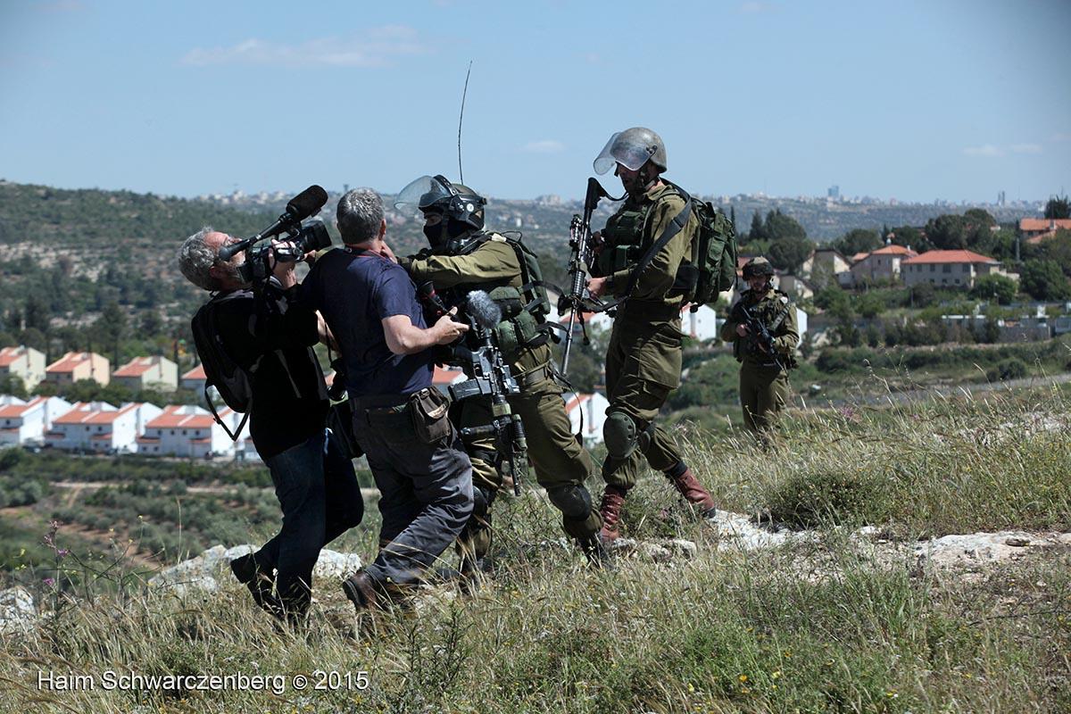 Nabi Saleh 25/04/2015