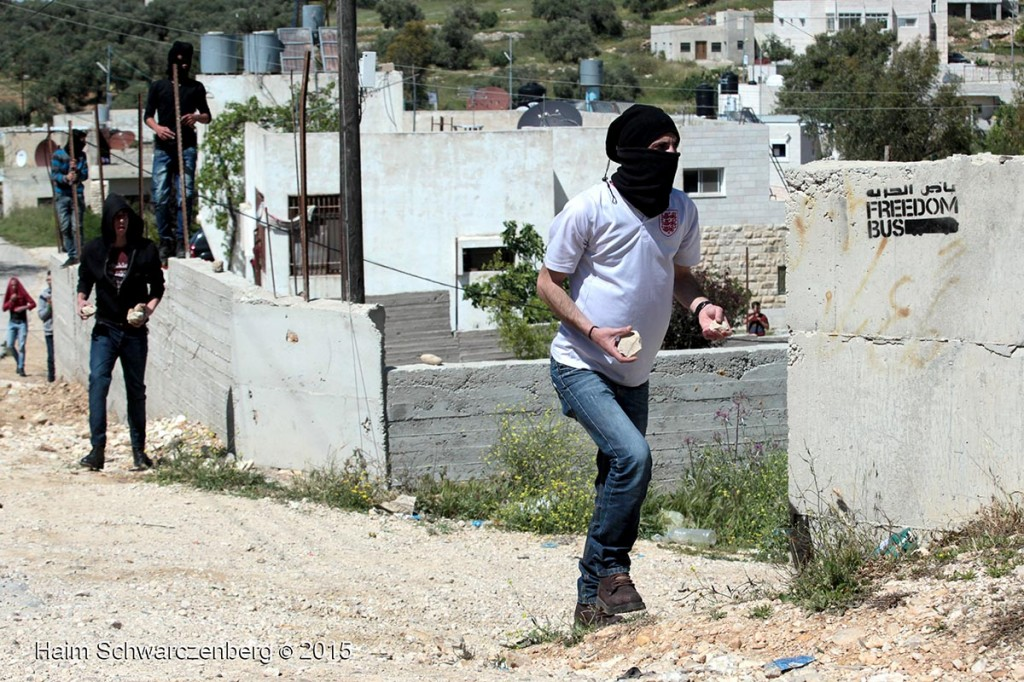Nabi Saleh 25/04/2015 | IMG_4883