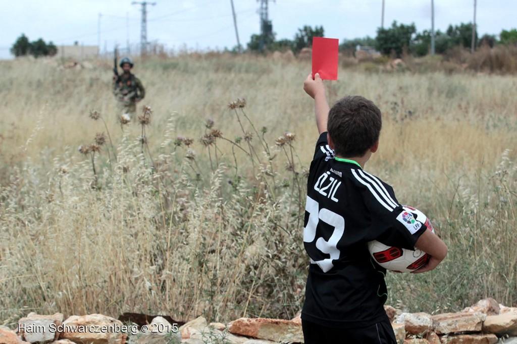 Nabi Saleh 22/05/2015 | IMG_6452