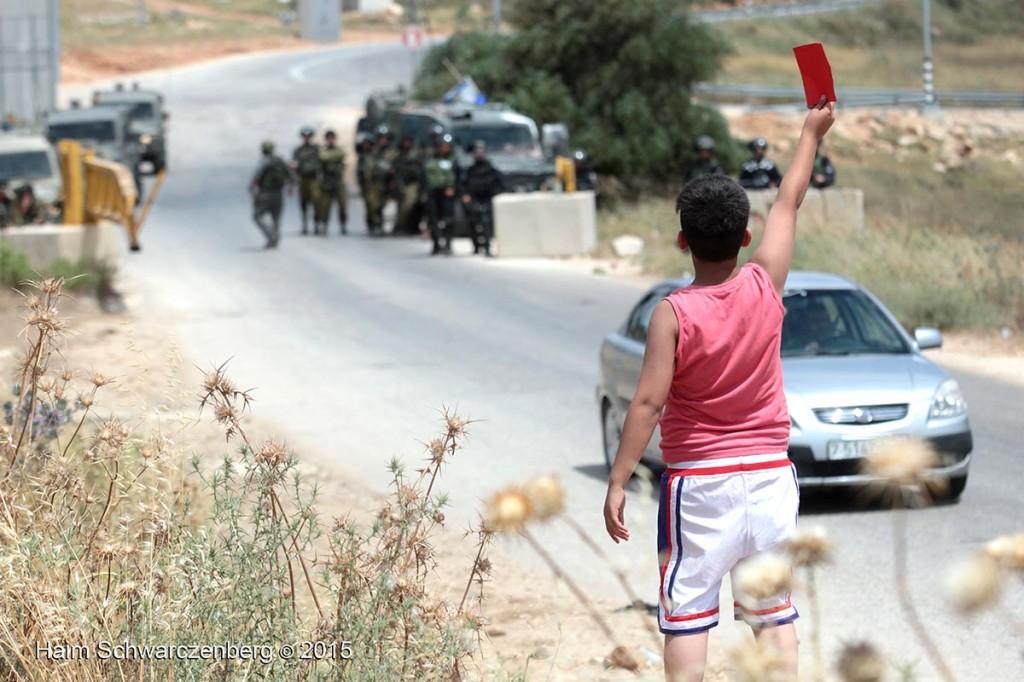 Nabi Saleh 22/05/2015 | IMG_6611