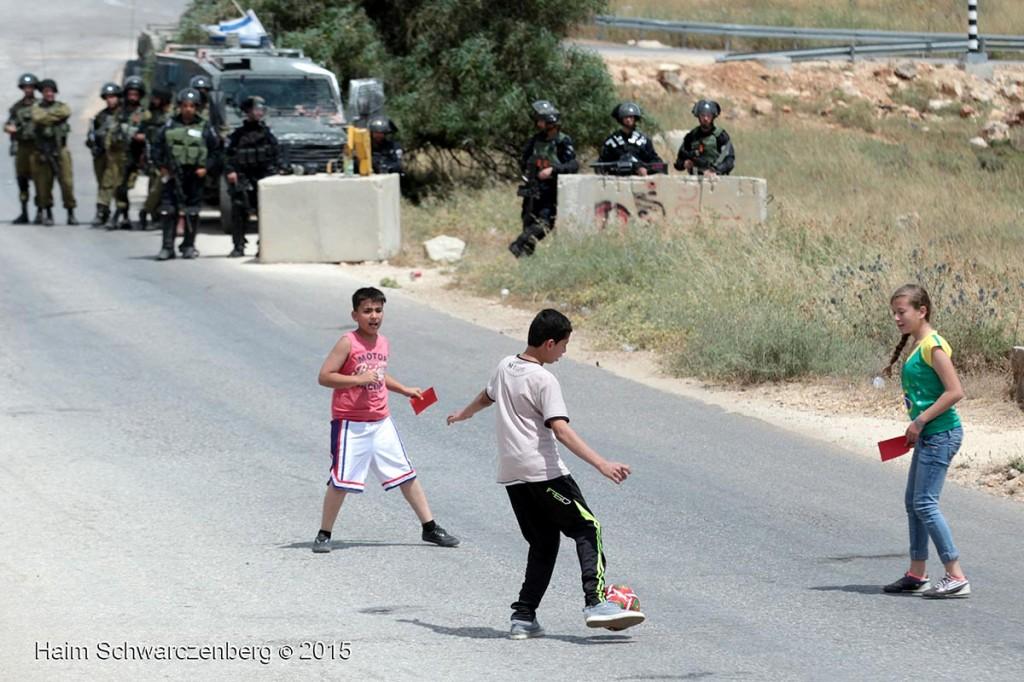 Nabi Saleh 22/05/2015 | IMG_6642