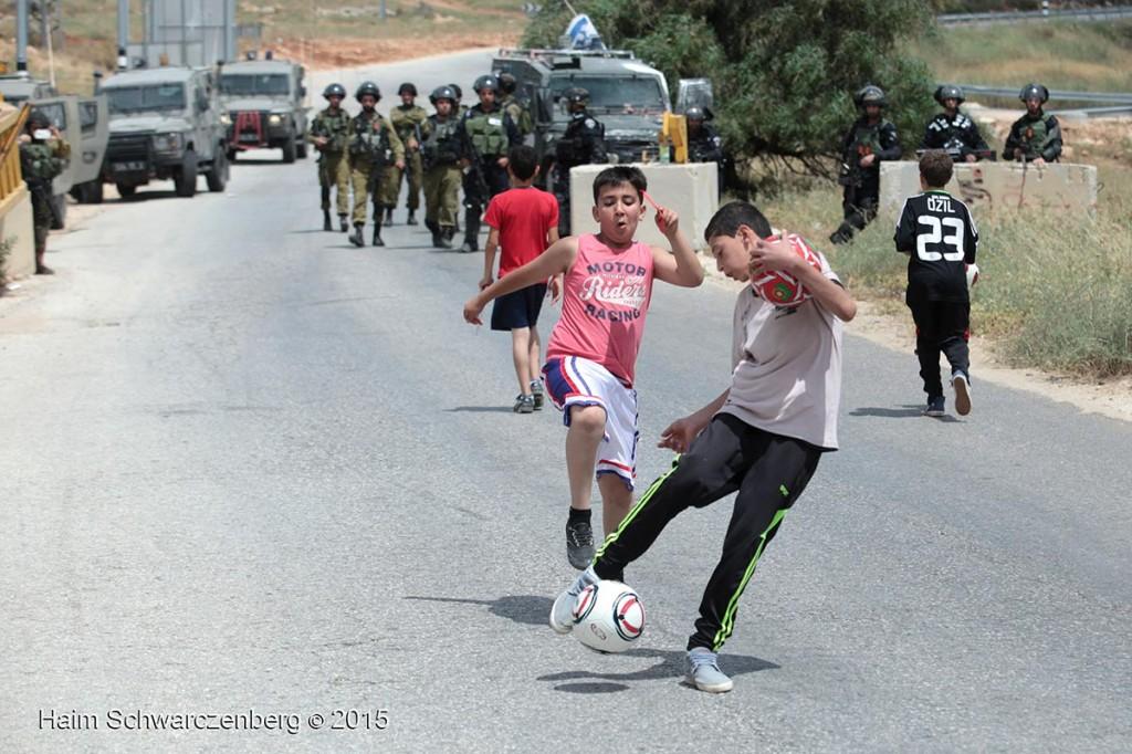 Nabi Saleh 22/05/2015 | IMG_6650