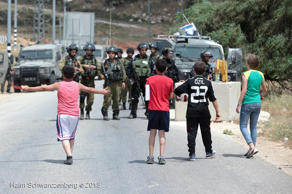 Nabi Saleh 22/05/2015 | IMG_6675