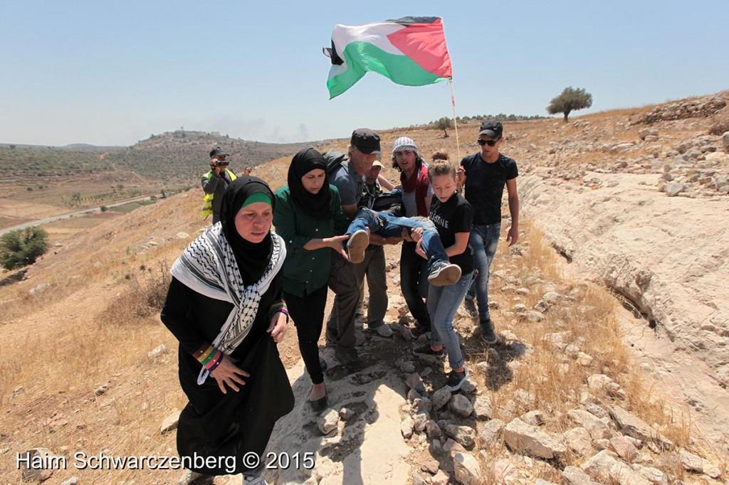 Nabi Saleh 24/07/2015 | IMG_8730