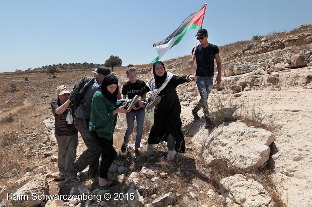 Nabi Saleh 24/07/2015 | IMG_8737