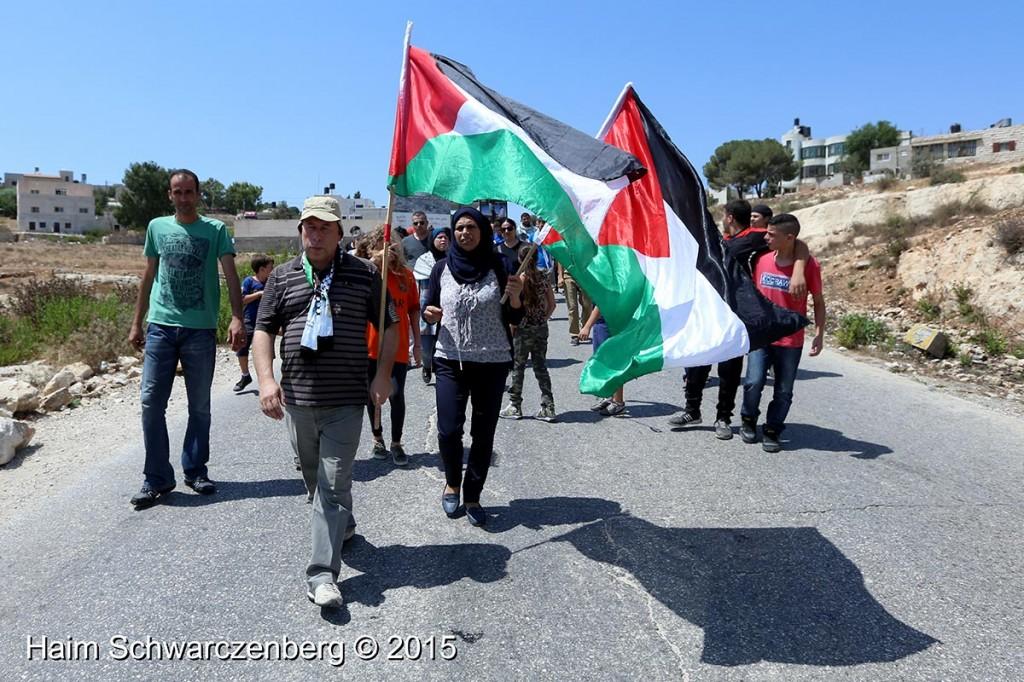 Nabi Saleh 21/08/2015 | IMG_1246