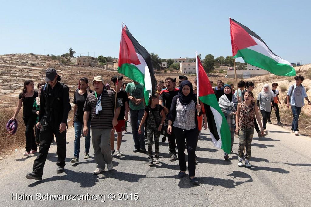 Nabi Saleh 21/08/2015 | IMG_9323