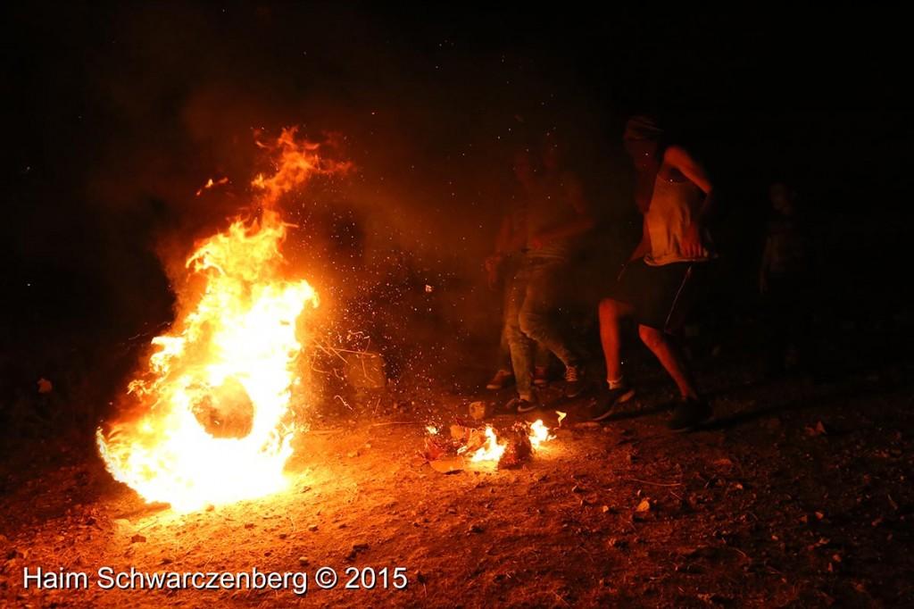 Firing live ammunition on Palestinian demonstrators 04/10/2015 | IMG_6483
