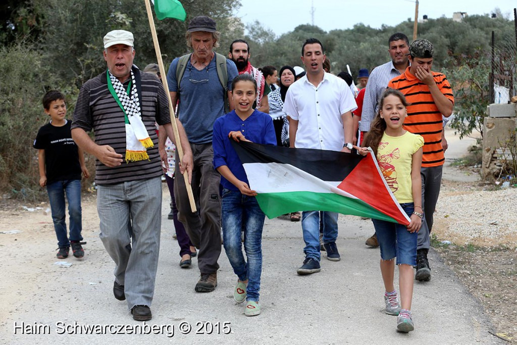 Nabi Saleh 23/10/2015 | IMG_7525