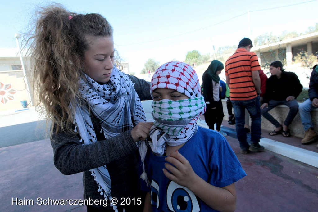 Nabi Saleh 27/11/2015 | IMG_0532