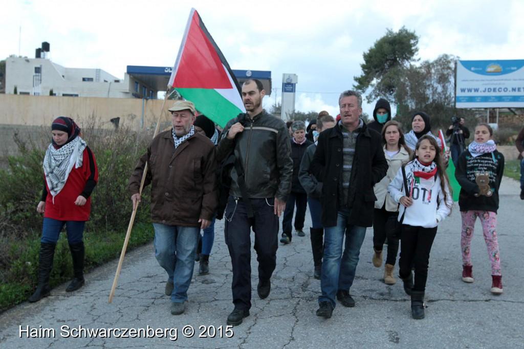 Nabi Saleh 18/12/2015 | IMG_0924