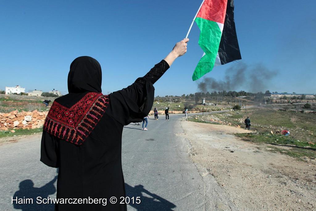 Nabi Saleh 25/12/2015 | IMG_1060