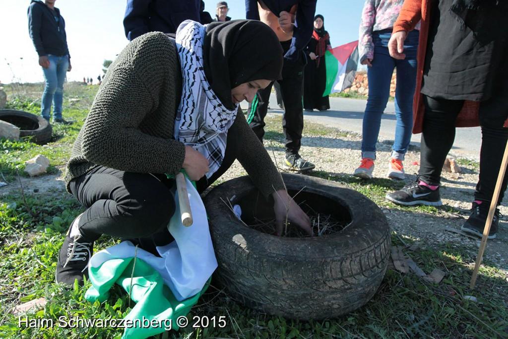 Nabi Saleh 25/12/2015 | IMG_1096