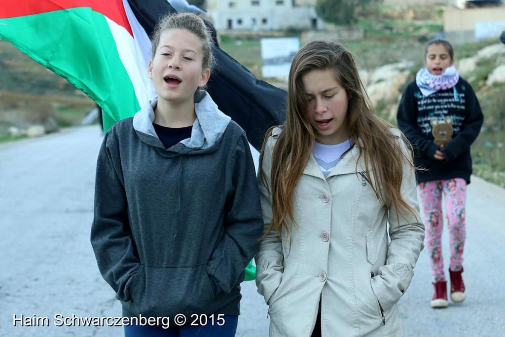 Nabi Saleh 18/12/2015 | IMG_3589
