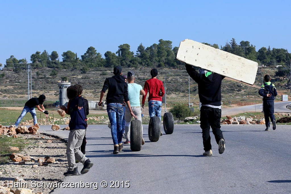 Nabi Saleh 25/12/2015 | IMG_4365