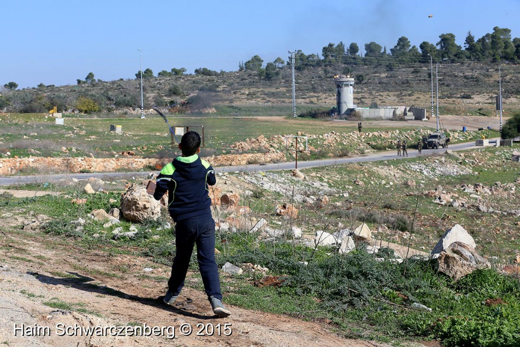 Nabi Saleh 25/12/2015 | IMG_4432