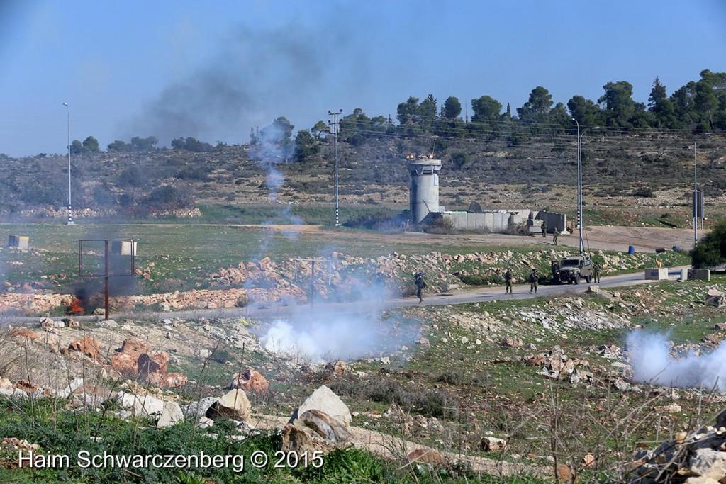 Nabi Saleh 25/12/2015 | IMG_4453