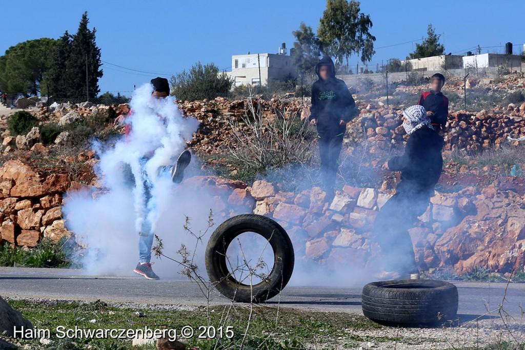 Nabi Saleh 25/12/2015 | IMG_4504