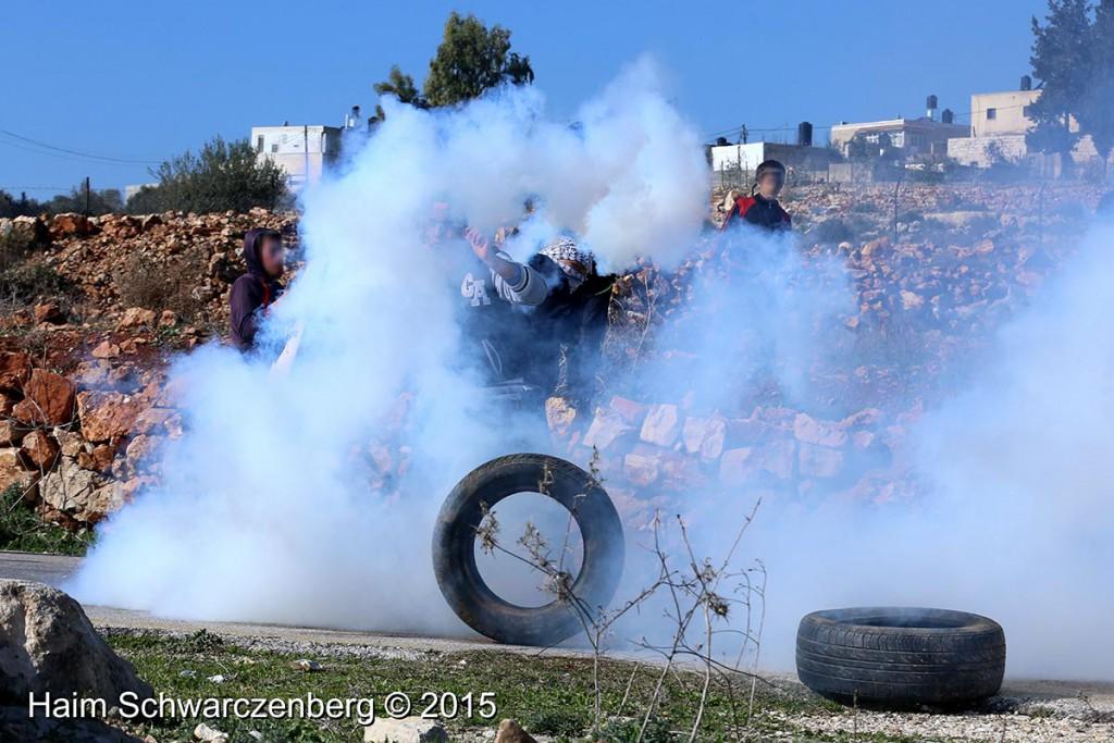Nabi Saleh 25/12/2015 | IMG_4513
