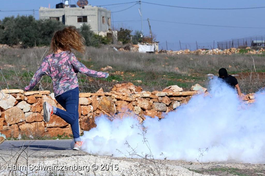 Nabi Saleh 25/12/2015 | IMG_4518