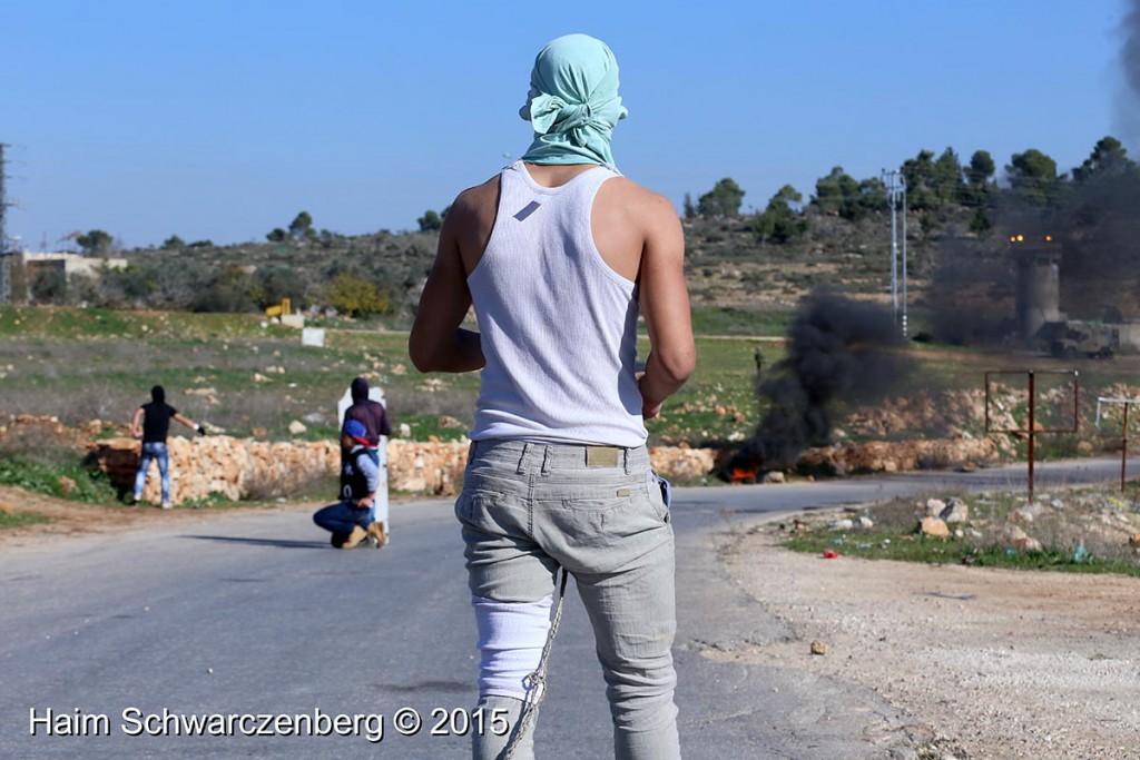 Nabi Saleh 25/12/2015 | IMG_4534