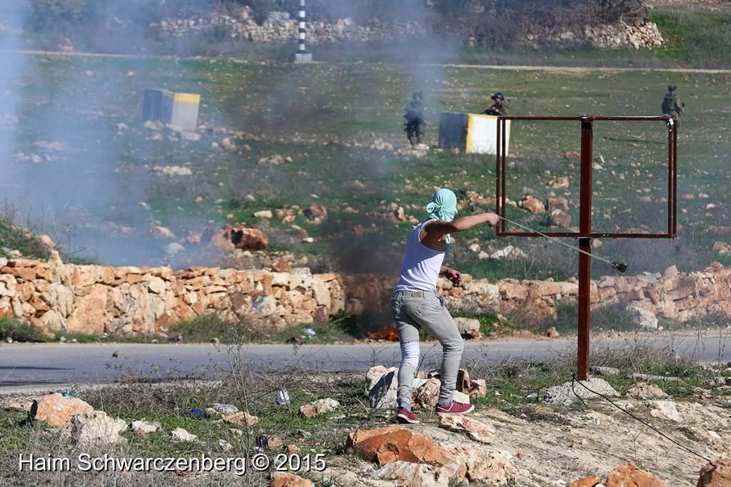 Nabi Saleh 25/12/2015 | IMG_4556