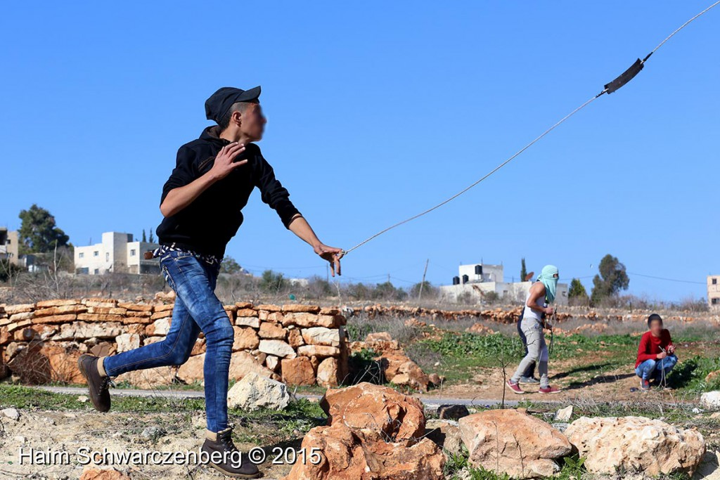 Nabi Saleh 25/12/2015 | IMG_4591