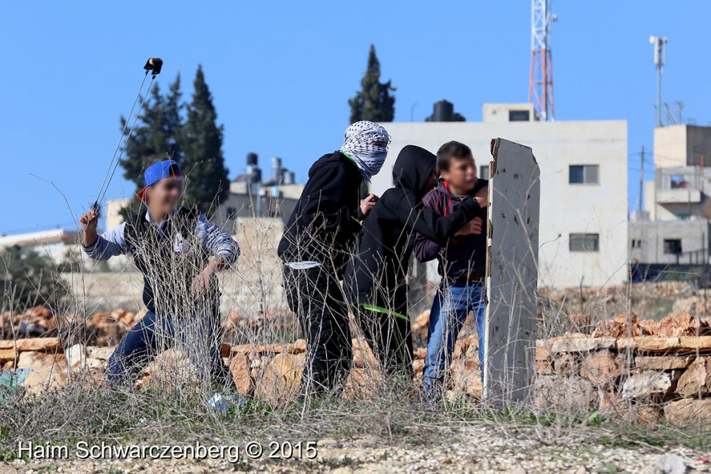 Nabi Saleh 25/12/2015 | IMG_4612
