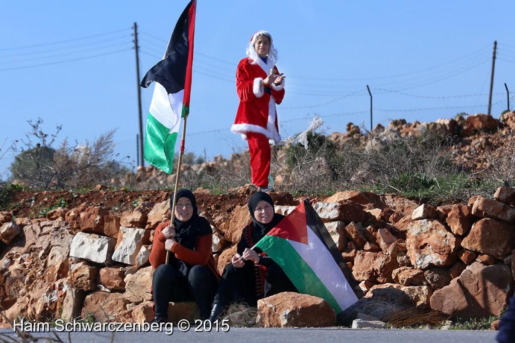 Nabi Saleh 25/12/2015 | IMG_4700
