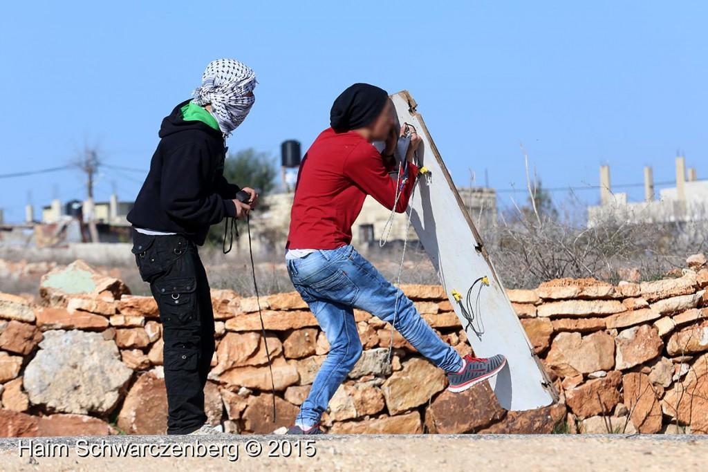 Nabi Saleh 25/12/2015 | IMG_4711