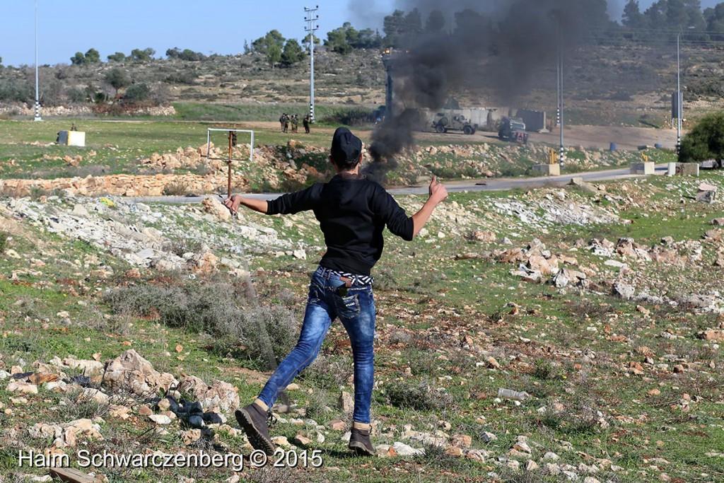 Nabi Saleh 25/12/2015 | IMG_4713