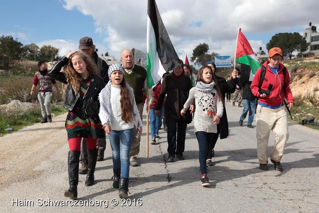 Nabi Saleh 15/01/2016 | IMG_1342