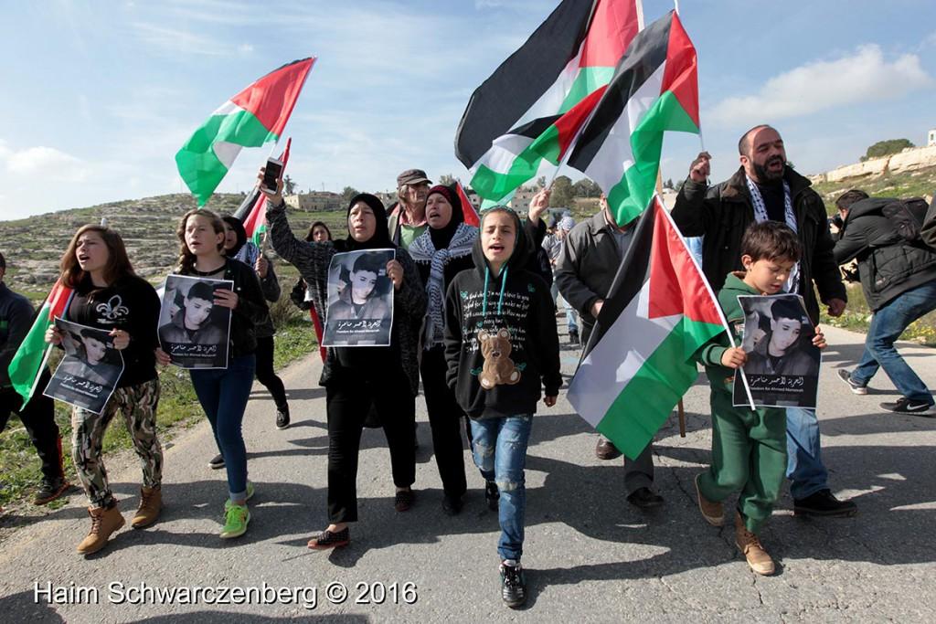 Nabi Saleh 22/01/2016 | IMG_1399