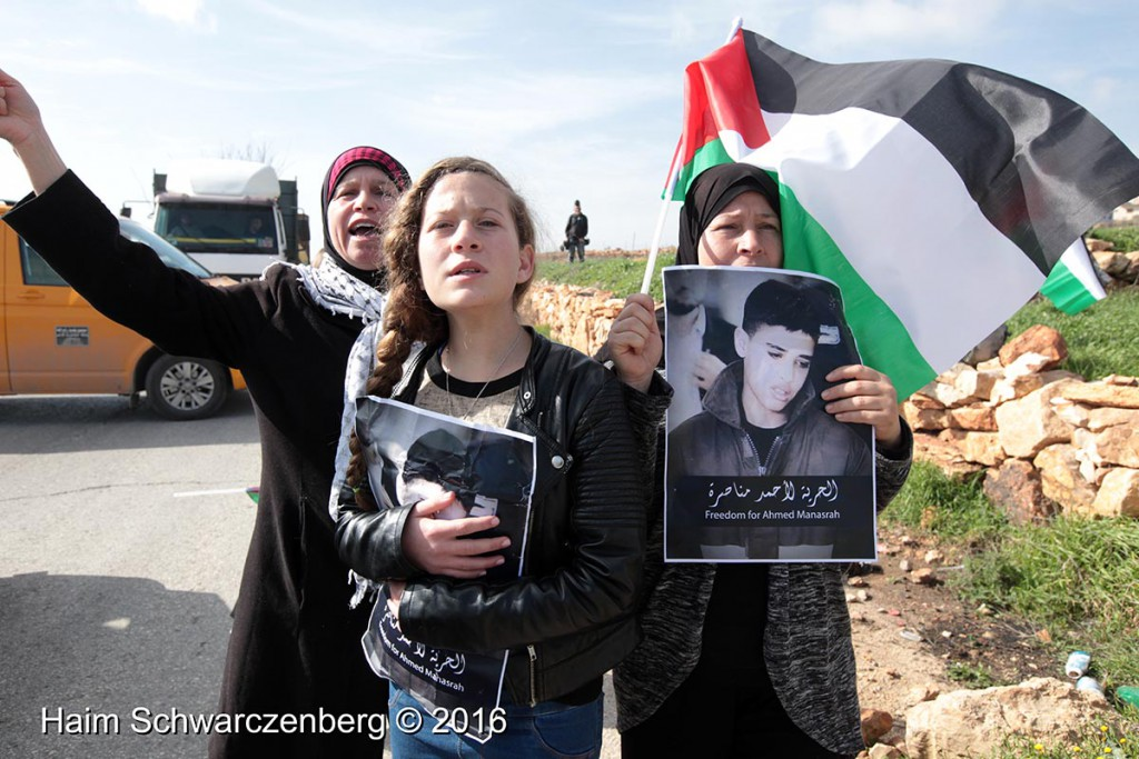 Nabi Saleh 22/01/2016 | IMG_1447
