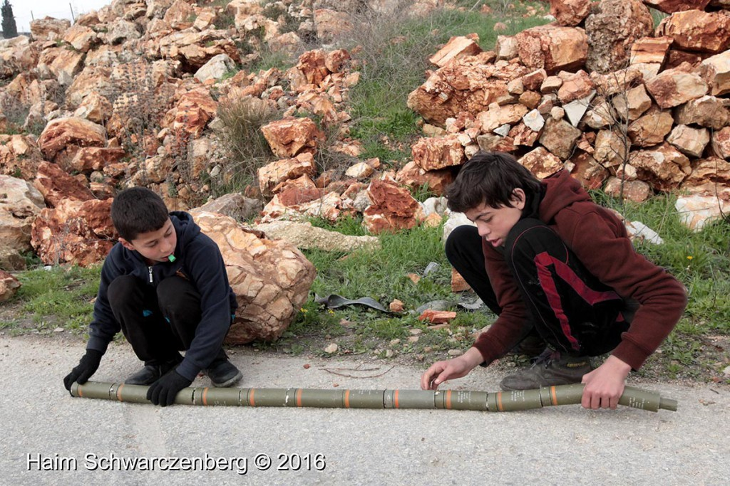 Nabi Saleh 29/01/2016 | IMG_1555