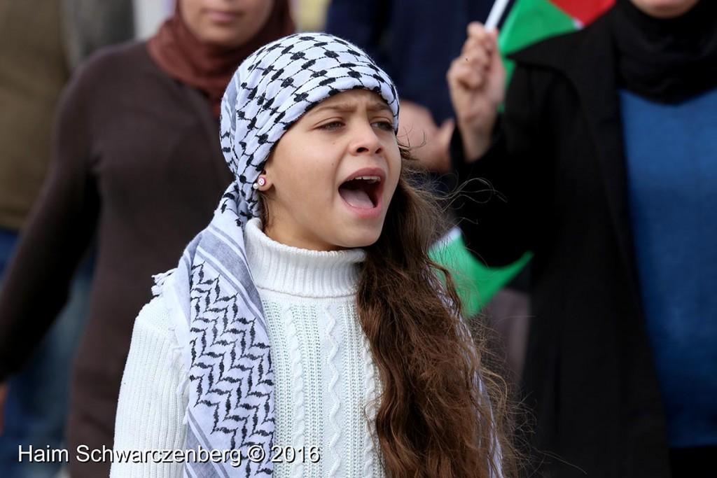 Nabi Saleh 15/01/2016 | IMG_6920