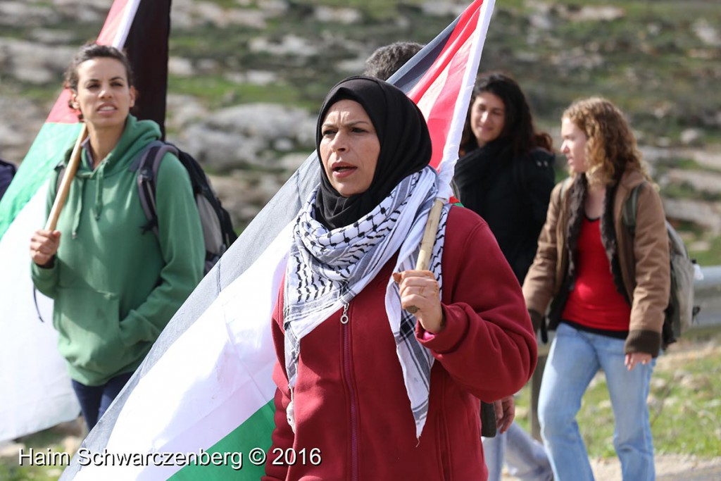 Nabi Saleh 15/01/2016 | IMG_6924