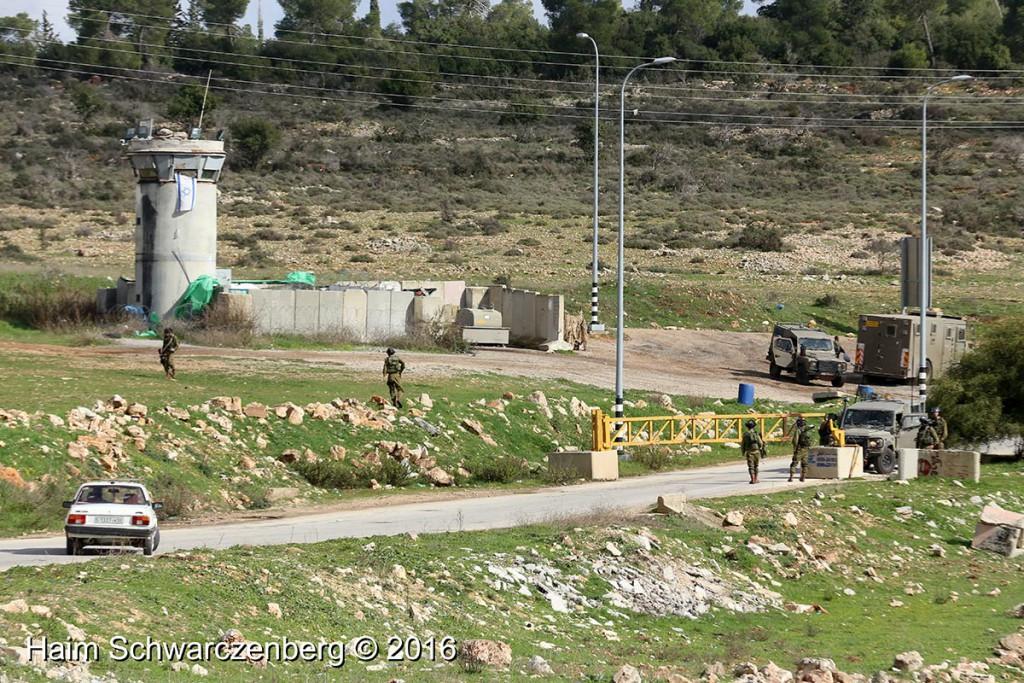 Nabi Saleh 15/01/2016 | IMG_6990