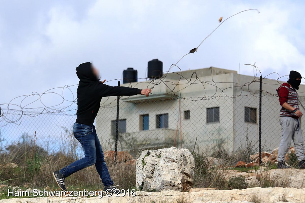 Nabi Saleh 15/01/2016 | IMG_7173